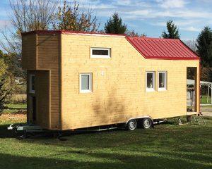 Tiny House als Ferienwohnung